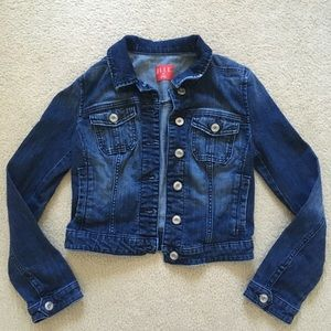 Elle Blue denim jeans jacket